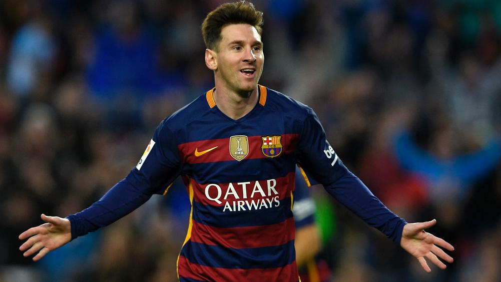 innovative design 53c86 99c95 Lionel Messi Fulfills Pledge And Sends Barcelona Jersey To ...