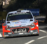 Mikkelsen crashes out of championship contention