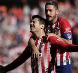 Morata Scores As Atletico Madrid Beat Villarreal 2-0 To Keep Title Challenge On Track