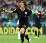 Modric playing his best football at last World Cup – Dalic