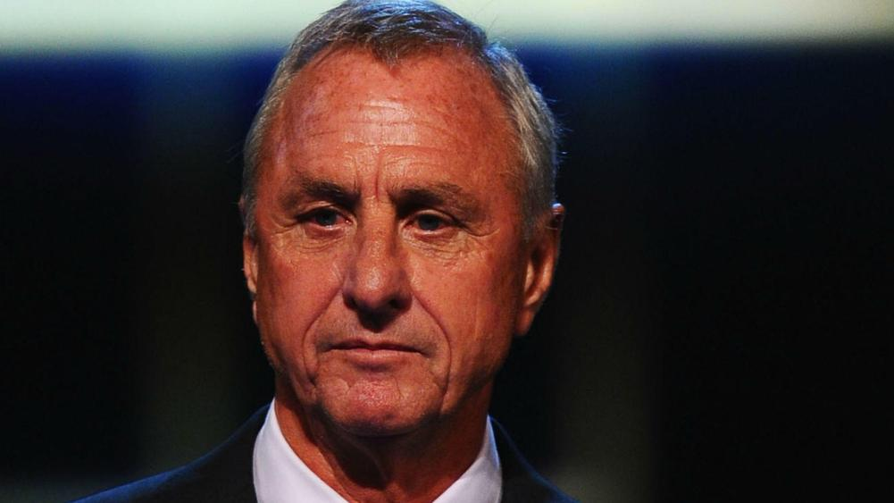 Ajax's home stadium to be named after Johan Cruyff