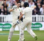 Magnificent Woakes hundred & Bairstow brilliance give England huge lead