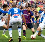 Barcelona 2 Espanyol 0: Sanchez costs visitors as Messi strikes twice