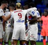 Lyon return to winning ways with narrow victory over Caen