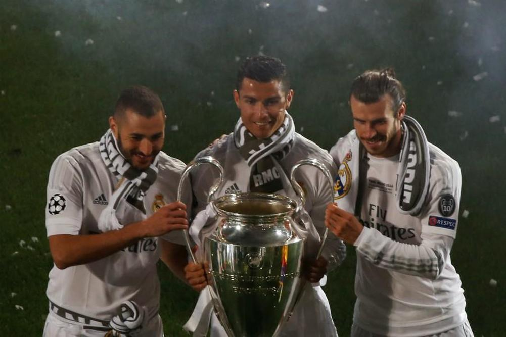Real Madrid: Le message de Benzema pour Ronaldo