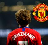 Report: Manchester United Make Last-Minute Griezmann Bid