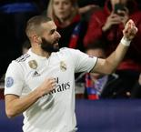Benzema tracte le Real