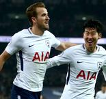 Kane sets Spurs goals record in Everton rout