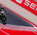 Rea Rips To Fastest Friday Time at Misano