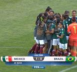 World Cup - Women U17: Mexico 1 Brazil 0