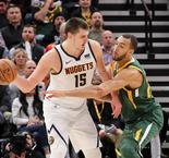 NBA : Jokic au All-Star Game, pas Gobert