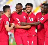 AFC Asian Cup - North Korea 0 Qatar 6 - Match Report