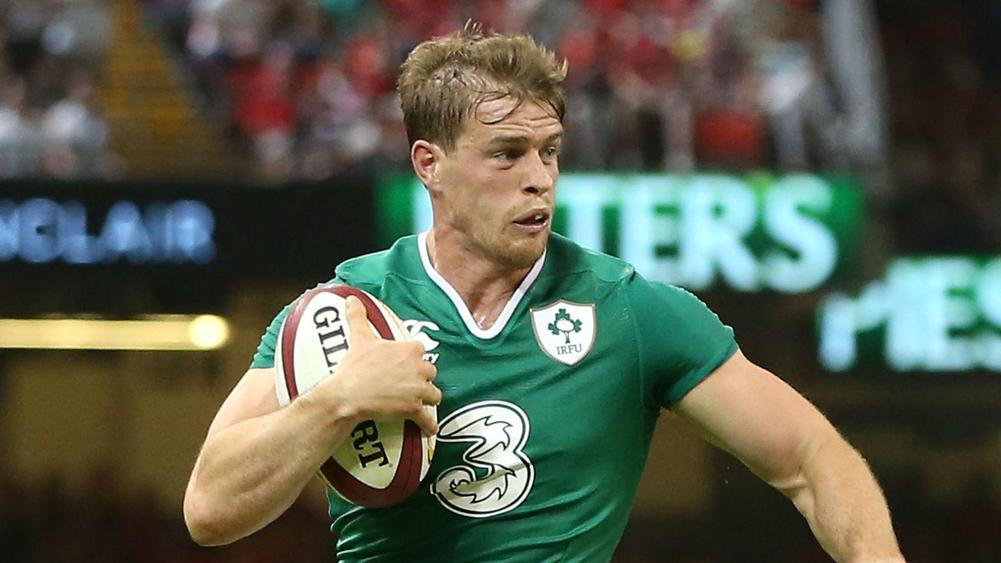 Tributes flow in for Andrew Trimble following retirement announcement