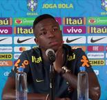 'Yeah, on Friday!' - Vinicius Jokes About Playing With Neymar