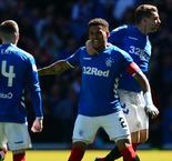 Rangers dominate Celtic to win Old Firm
