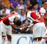 Cardiff City 2 Arsenal 3: Aubameyang-Lacazette combination sees off Warnock's battlers