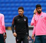 Simeone not seeking reinforcements after Atleti's Costa setback