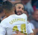 Benzema Finds Madrid Breakthrough Against Valladolid