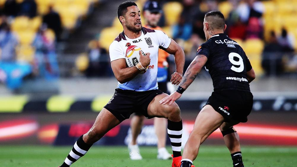 Fiji down Kiwis despite dodgy call