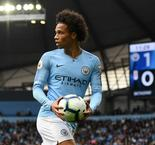Guardiola demands Sane consistency