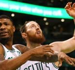 Celtics coach Stevens calls Baynes, Smart 'splash brothers'