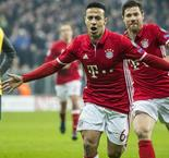 Ancelotti praises Thiago for 'perfect' performance