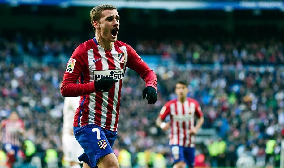 Real Madrid 0-1 Atletico Madrid