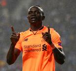 Mane hat-trick inspires ruthless Reds rout