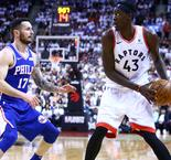 Raptors And Nuggets Win Game 5 Blowouts