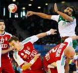 Handball WC 2017 – Saudi Arabia 24 Hungary 37