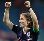 Suker Backs Croatia 'Role Model' Modric for Ballon d'Or