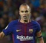 Iniesta has not discussed game-time management with Valverde