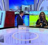 The XTRA: Manchester United And Real Madrid Train In Miami