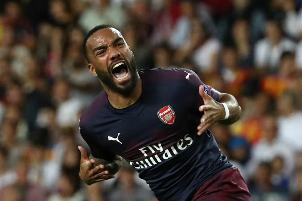 "Arsenal-Lacazette: ""Un match quasi parfait"""