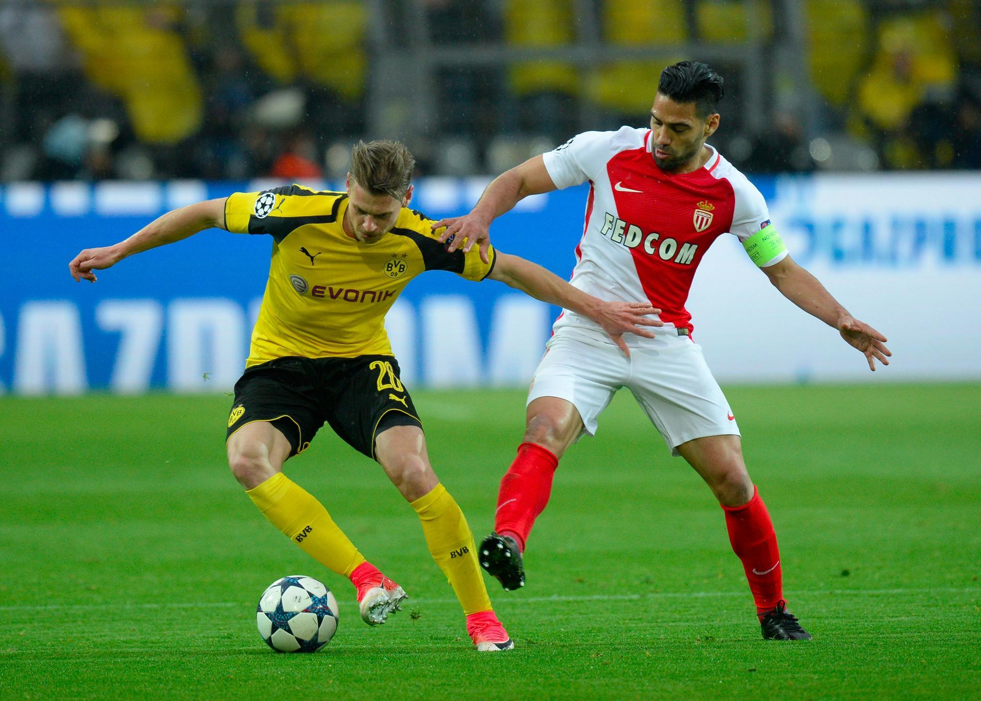 Monaco offers Dortmund a gift as a show of solidarity