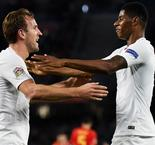 Solskjaer backs Manchester United's Rashford to reach Kane's level