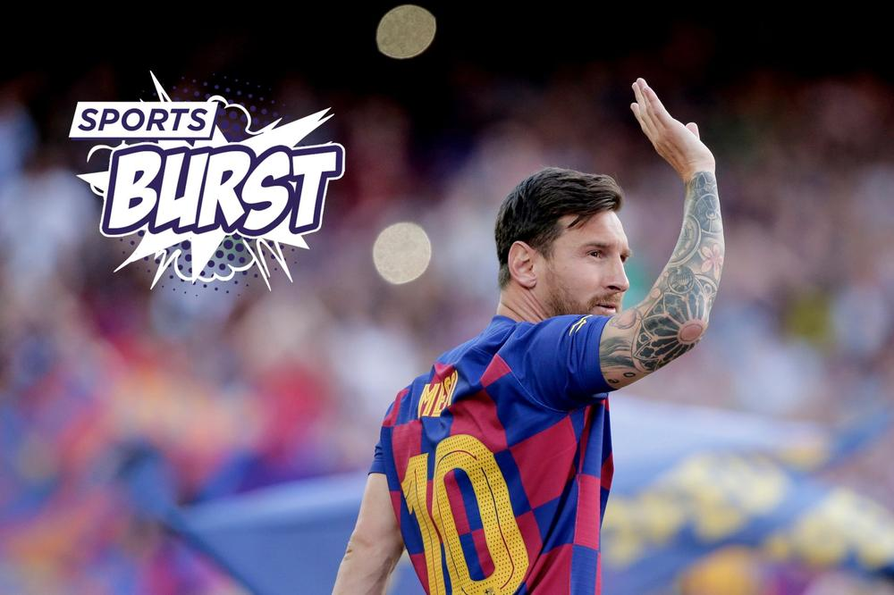 Messi either confesses ignorance of Neymar's summer transfer saga or takes on Barcelona bosses in failure to bring the Brazilian back to the Camp Nou.   Sports Burst