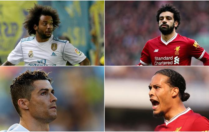 Real madrid v liverpool key battles in the champions for Championship league table 99 00
