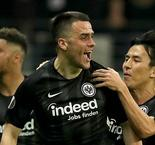Eintracht Frankfurt Beat Benfica, 2-0, Advance To Europa Leage On Away Goals