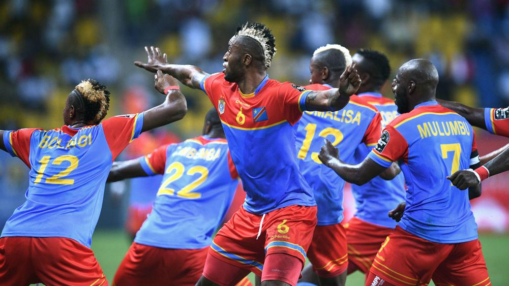 AFCON 2017: DR Congo beat Togo to top group C