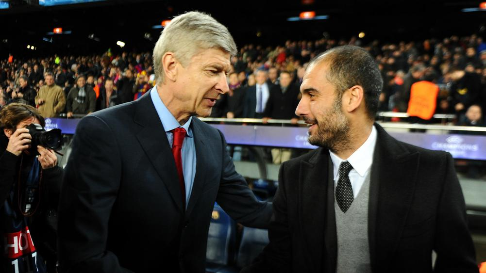 Arsene Wenger Believes Pep Guardiola Would Suit Arsenal