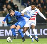Acosta Among USMNT Roster Cuts