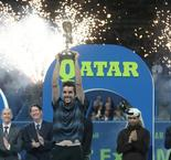 Roberto Bautista Agut claims Qatar Exxonmobil Open title after victory over Tomáš Berdych