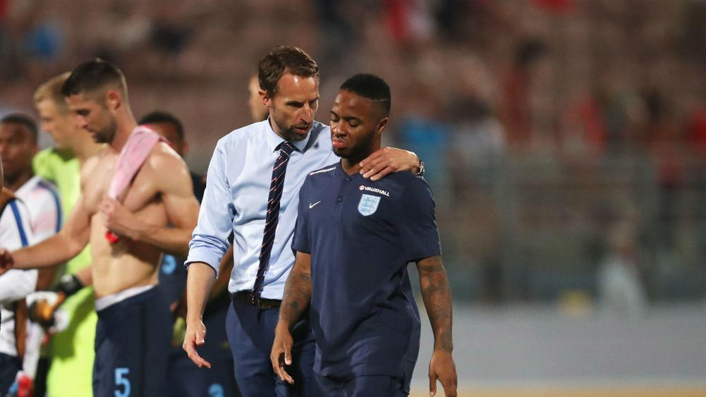 Gareth Southgate claims questioning England's pride is 'outrageous'