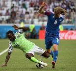 2018 FIFA World Cup- Nigeria beat Iceland 2-0 to lift Argentina hopes of reaching last 16