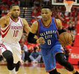 NBA [Focus] Les 51 points de Russell Westbrook face aux Rockets !
