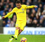 Sensational Hazard The Difference As Chelsea Beat Brighton And Hove Albion