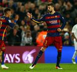 I don't regret Neymar stays message - Pique