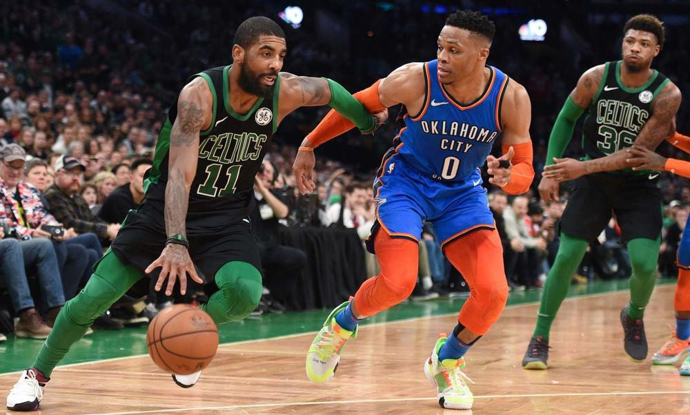 NBA - Boston stoppe Oklahoma City