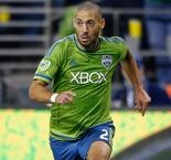 Sounders celebrate first MLS win